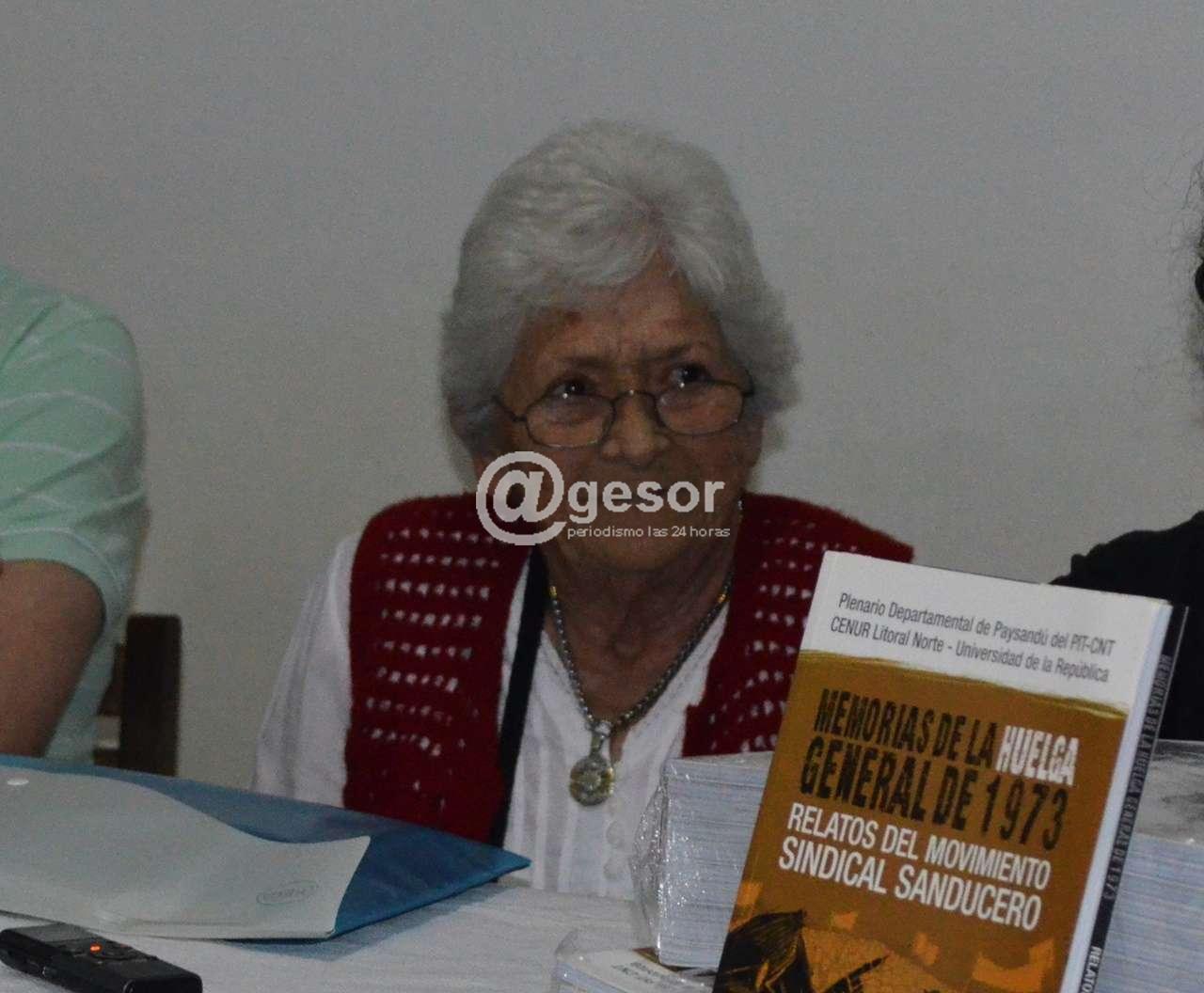 El golpe de Estado de 1973 desde la visión de una enfermera. Una trabajadora común de Paysandú, que como muchas en todo el país soportó y se resistió al gobierno de facto.